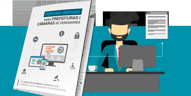 Imagem ilustrativa do material Folder iPrefeituras e iCâmaras